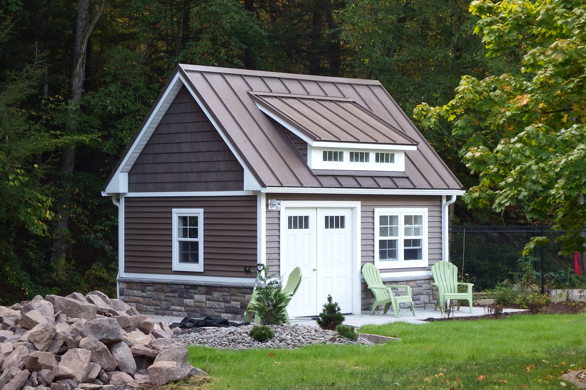 Cottage Shed from Susquehanna Outdoors