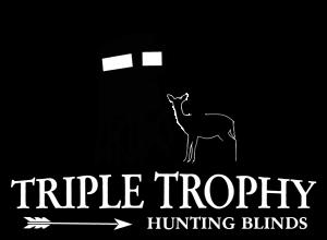 Triple Trophy Hunting Blinds logo