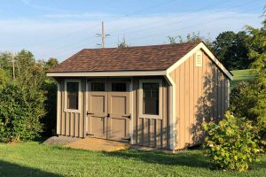 Quaker shed Susquehanna Outdoors Danville PA