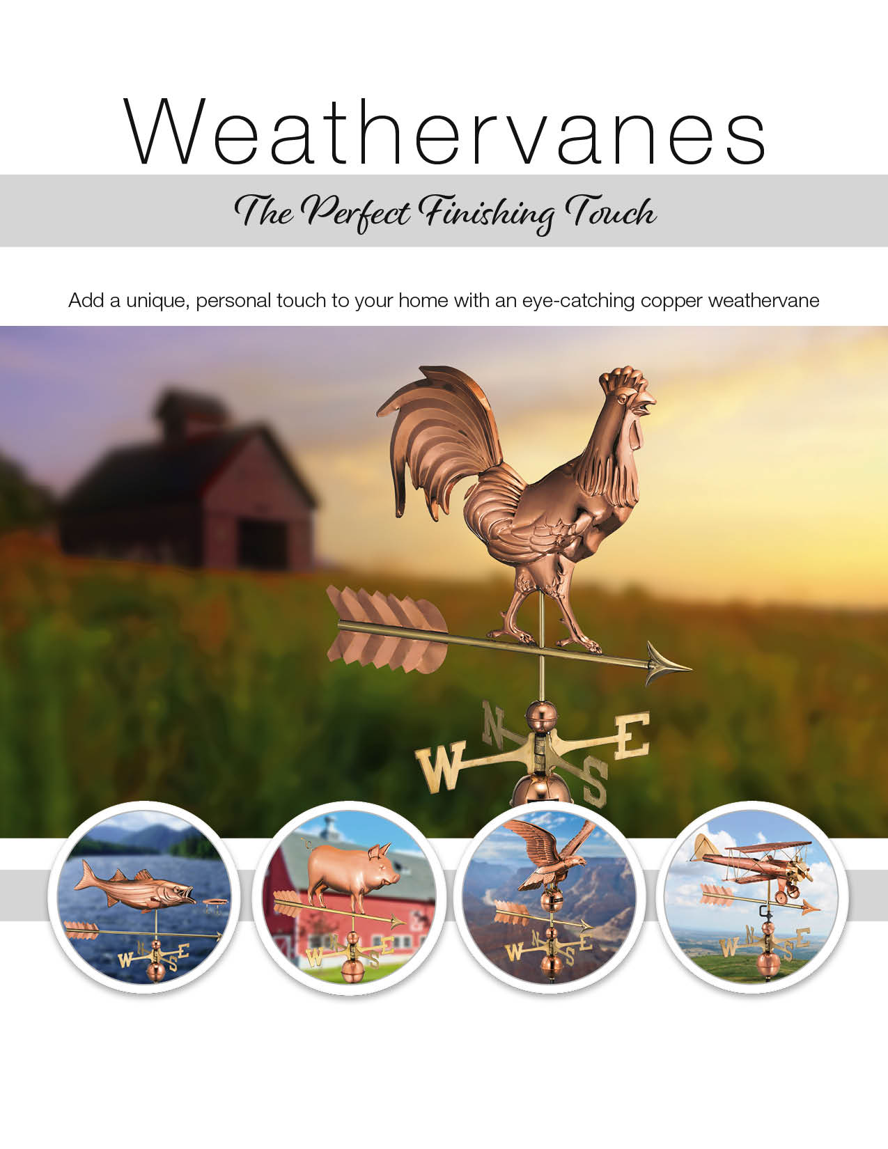 Weathervane brochure Susquehanna Outdoors