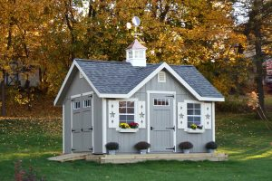 Carriage House shed