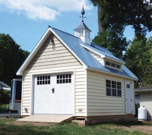 Colonial Barn