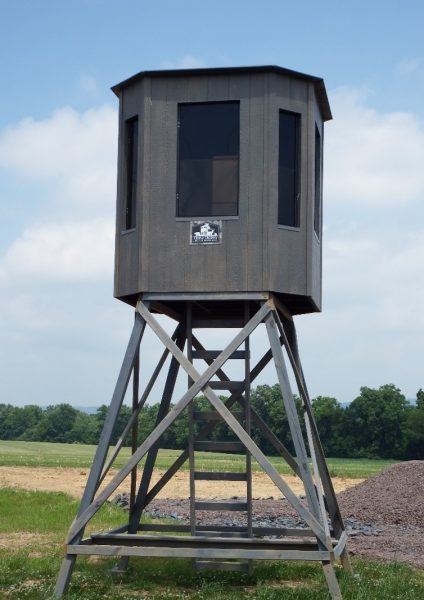 Hunting Blind, Octagon