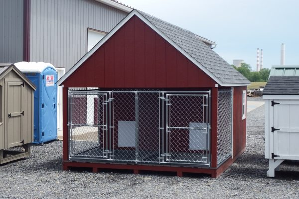 10×14 Double Kennel