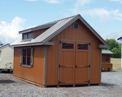 10×16 Cottage