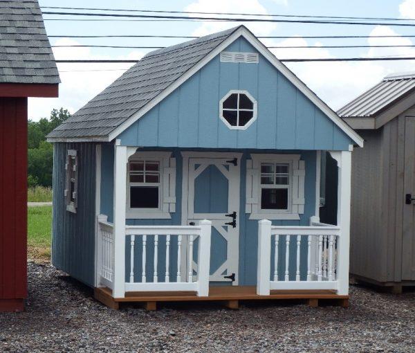 8×12 Cabin Playhouse