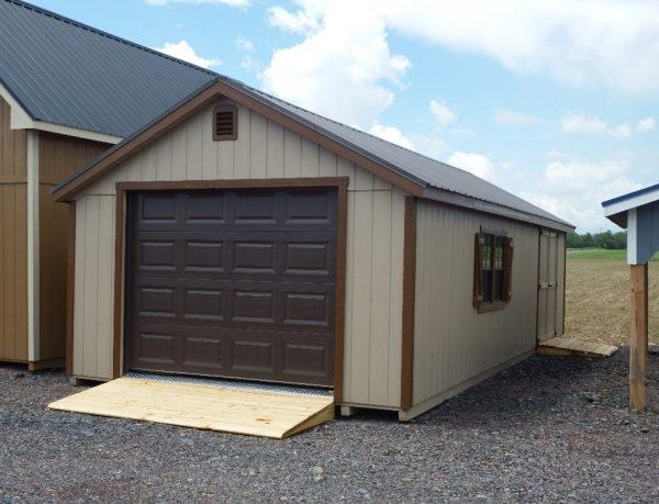 14×32 Cape Cod Garage